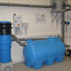 Hydrosystem 400