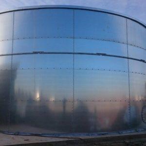 Galvanized Steel Bolted Steel Tanks